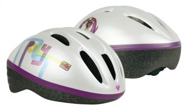 Polly Pocket Flower Power Kids Helmet