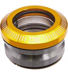 Headset Core Dash Integrated zlatý