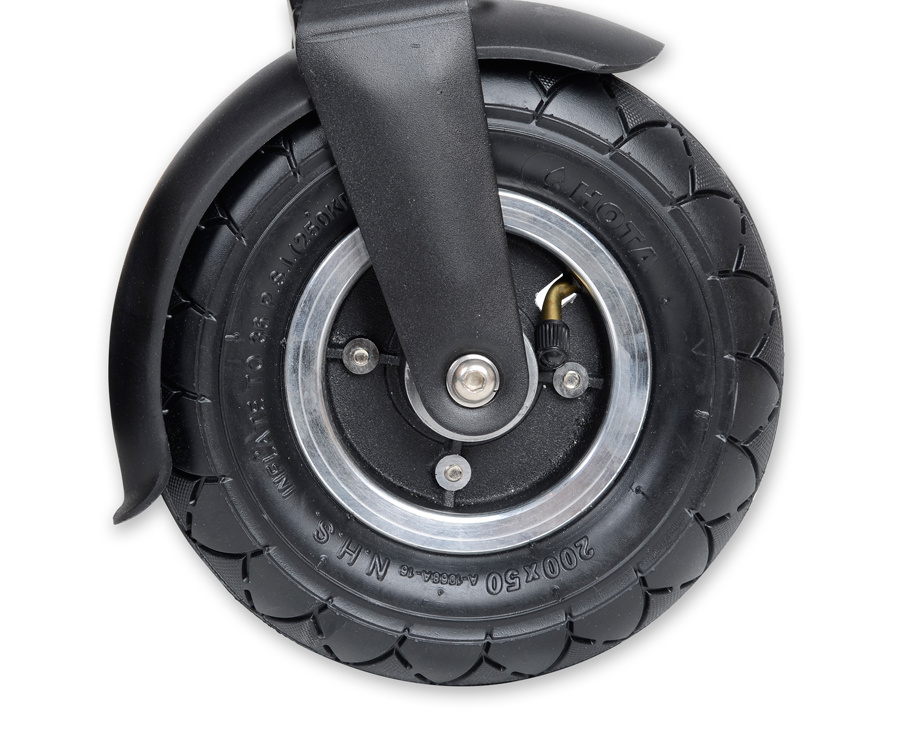 Electric scooter Joyor A1 black