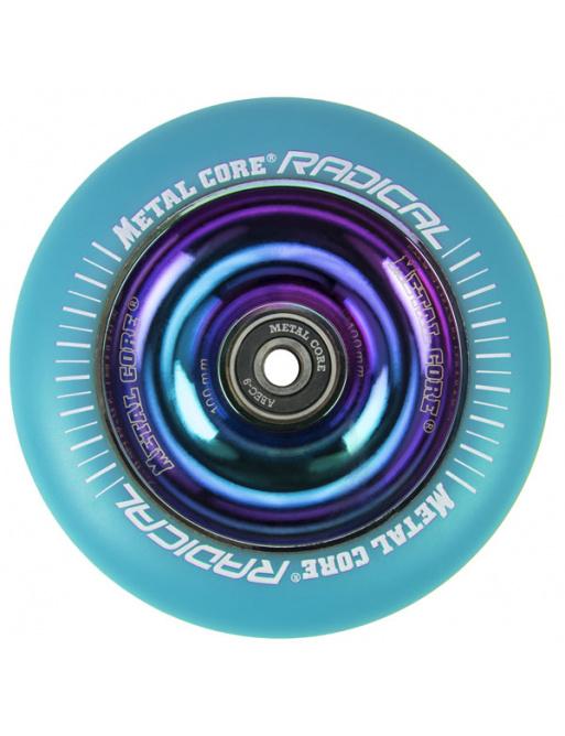 Metal Core Radical Rainbow 110 mm kolečko modré