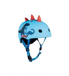 Přilba Micro LED 3D Scootersaurus V2 S (48-53 cm)