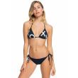 Plavky Roxy Beach Classics Tiki Tri 416 kvj0 anthracite 2021 dámské vell.S