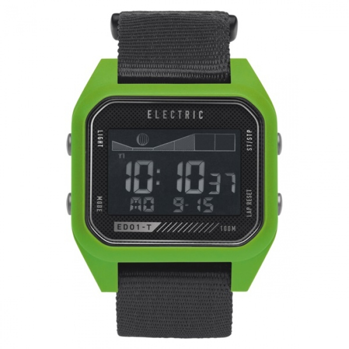 Watch Electric ED01-T NATO black / green 2014/15