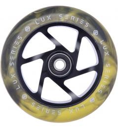 Kolečko Striker Lux 110mm Black/Yellow