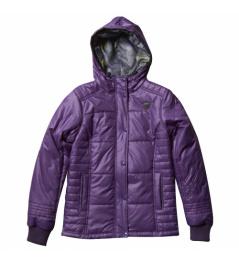 Bunda Fox Top Shelf purple 2011/2012 dámská vell.S