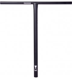 Řídítka Longway Kronos Titanium 650mm černá