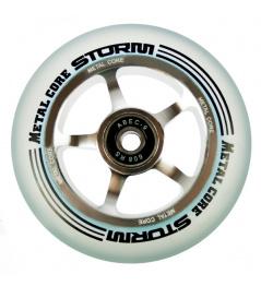 Metal Core Storm 100 mm kolečko průhledné