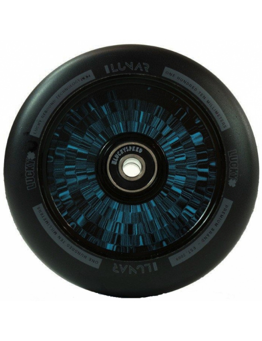 Lucky Lunar Black/Blue 110 mm kolečko