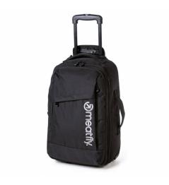 Cestovní taška Meatfly Revel Trolley Bag A - Black