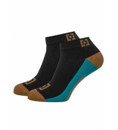 Ponožky Horsefeathers Colton blue 2019 vell.8-10