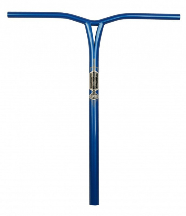Raptor Standard SCS manillar azul: 680 mm