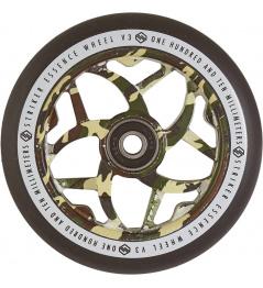 Kolečko Striker Essence V3 Black 110mm Camouflage