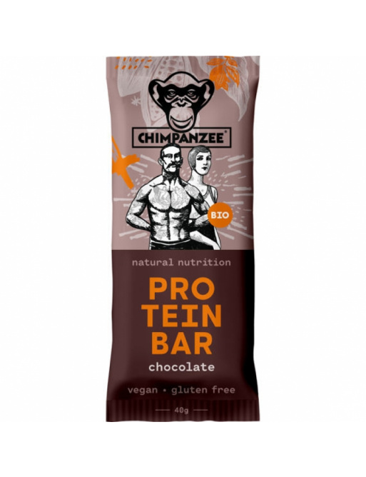 Chimpanzee Bio Protein Bar chocolate 40g
