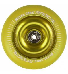 Metal Core Radical Fluorescent 110 mm koliesko žlté