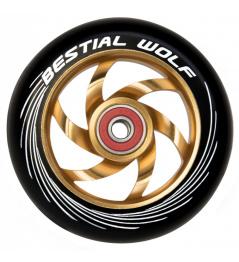 Kolečko Bestial Wolf Twister 110mm oranžové