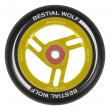 Bestial Wolf Race 110 mm kolečko černo žluté
