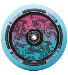 Kolečko Lucky Lunar 120mm Rush Pink/Blue Swirl