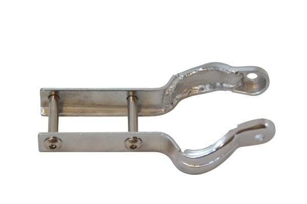 Fork for rear wheel Rocket