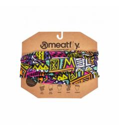 Šátek Meatfly Eaves Buff B dancing color 2020/21