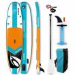 Paddleboard Aquadesign rolling 11