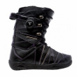 Botas de snowboard K2 Affair BC 09/10 W.black vell.UK4