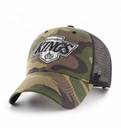 Kšiltovka NHL 47 Brand MVP Cap Camo Branson SR