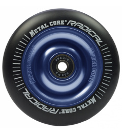 Metal Core Radical 110 mm rueda negro-azul