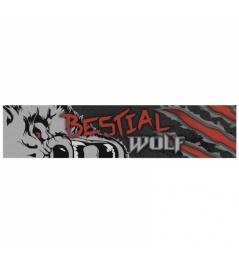 Bestial Wolf Custom 12 Griptape