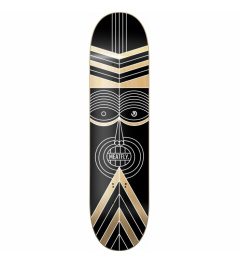 Deska Meatfly Zulu SK8 Deck A/ black wood 2019 vell.8,1