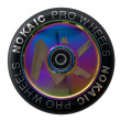 Kolečko Nokaic Hollow Core 110mm Rainbow