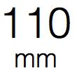 110 mm (Größe)