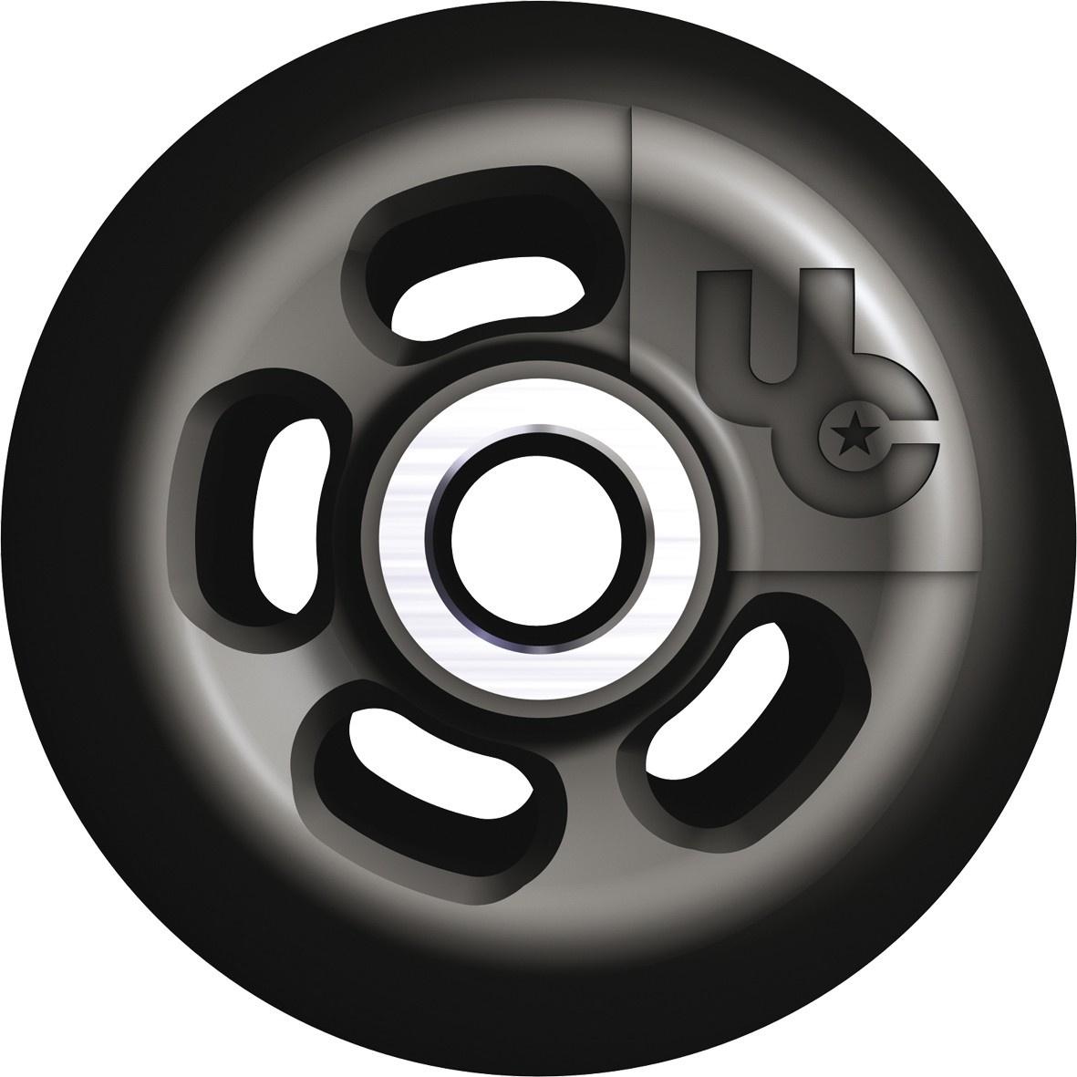 Kolečka Undercover Grindrocks II Black (1ks)