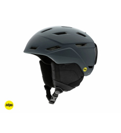 Casco SMITH Mission carbón mate 2018/19 vell.S / 51-55cm