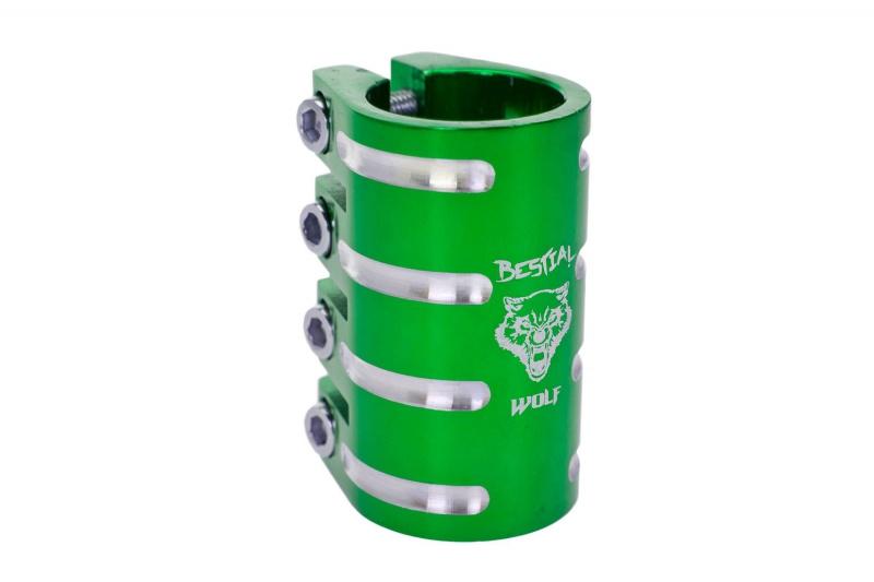 Bestial Wolf socket green