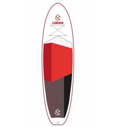 Paddleboard Lokahi W.E Enjoy Red 10,6