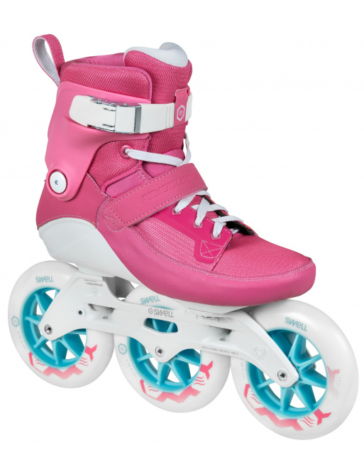 Powerslide Swell in-line skates Flamingo 125 Trinity