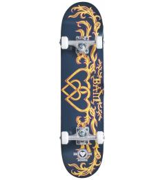 """Skateboard Heart Supply Bam 7.25 """"Bamly Black"""