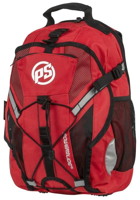 Batoh Powerslide Fitness Backpack Red