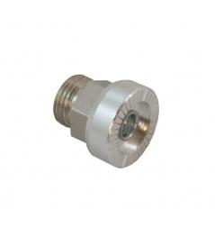 Push Button - silver