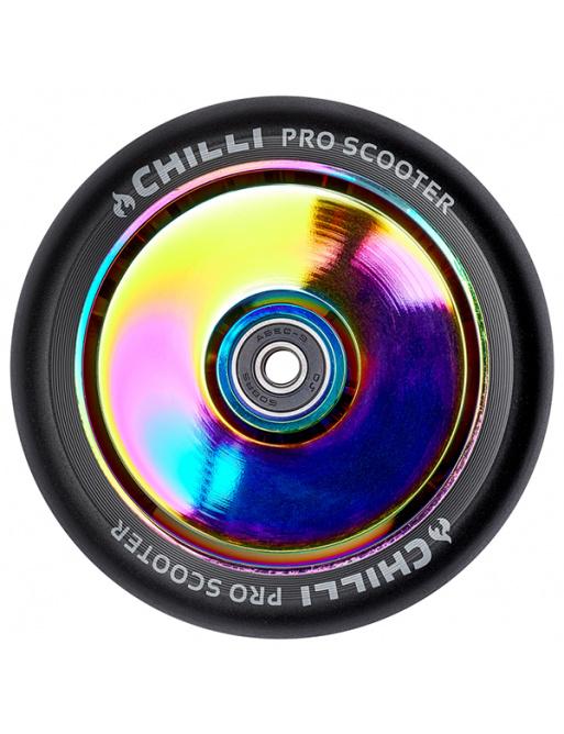 Chilli FAT 120/27 mm kolečko rainbow