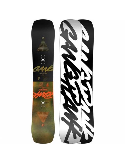 Snowboard Rome Gang Plank 156 2020/21 vell.156cm