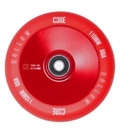 Kolečko Core Hollowcore V2 110mm Red