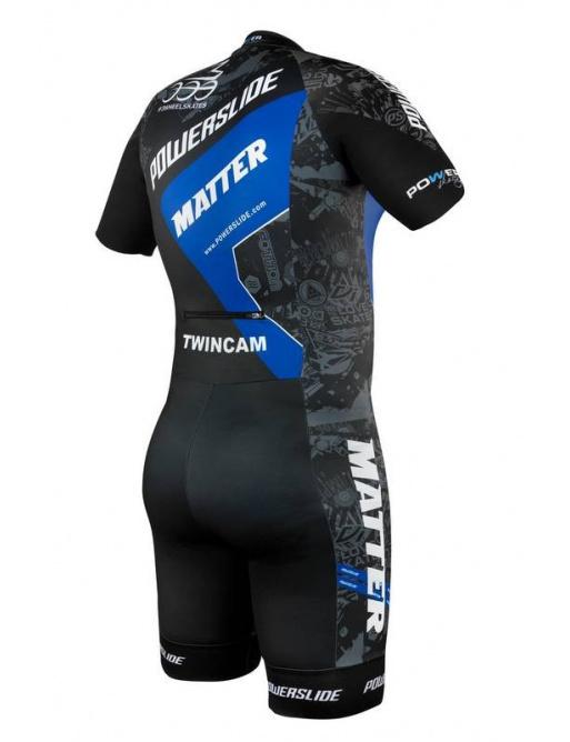Kombinéza Powerslide Racing Suit Men, XXS