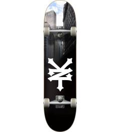 "Zoo York Crackerjack Complete Skateboard (8.25"" | Wall Street)"
