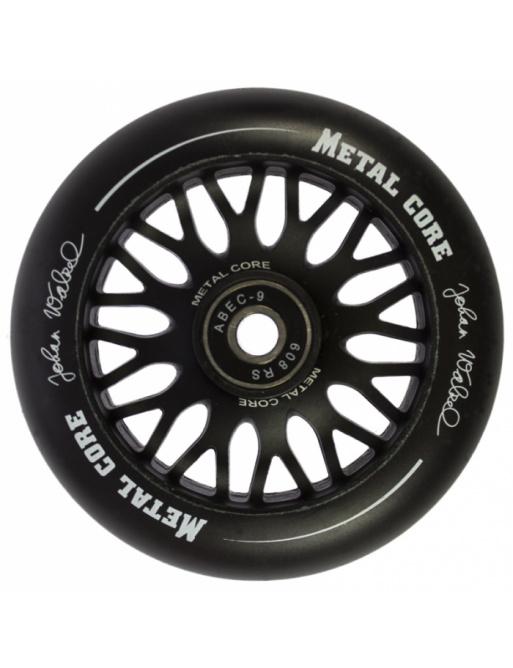 Metal Core PRO model Johan Walzel 100 mm kolečko černé
