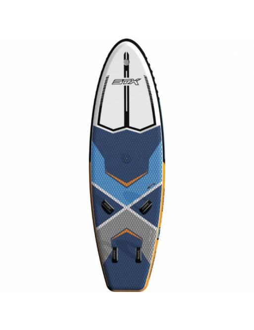 Paddleboard STX Windsurf 280 Freeride BLUE/WHITE/ORANGE 2019