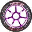 Chopsticks Sushi Rolls 110 mm černo fialové kolečko
