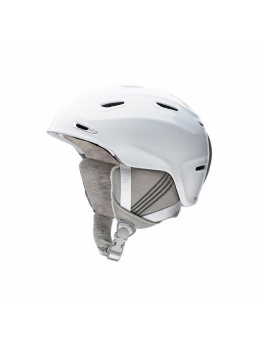 Helmet SMITH Arrival white 2020/21 vell.S / 51-55cm