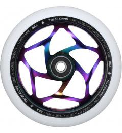 Blunt Tri bearing 120x30mm Oil Slick kolečko