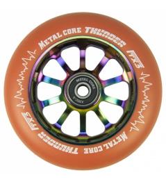 Metal Core Thunder Rainbow 110 mm kolečko oranžové